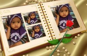 Azka Syakira (25 bulan)