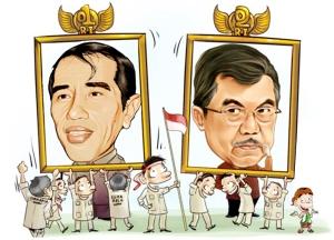 Kawal Janji Jokowi-JK