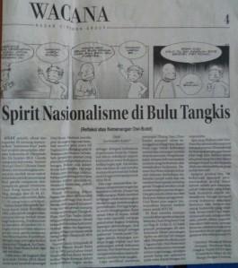 Spirit Bulu Tangkis